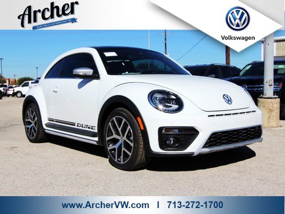 New 2018 Volkswagen Beetle Dune Hatchback In Houston
